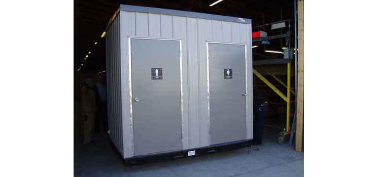 Prefab Modular Restroom Buildings Commercial Structures