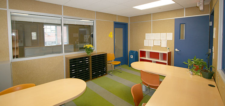 Building a Eco Modular Daycare Center for Harvard University