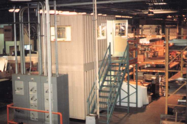 Multi Story Stackable Modular Buildings Commercial