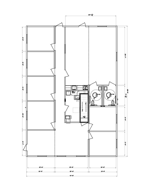 modular office complex floor plans