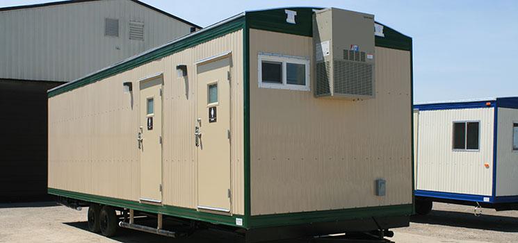 Prefab Modular Restroom Buildings Commercial Structures Corp