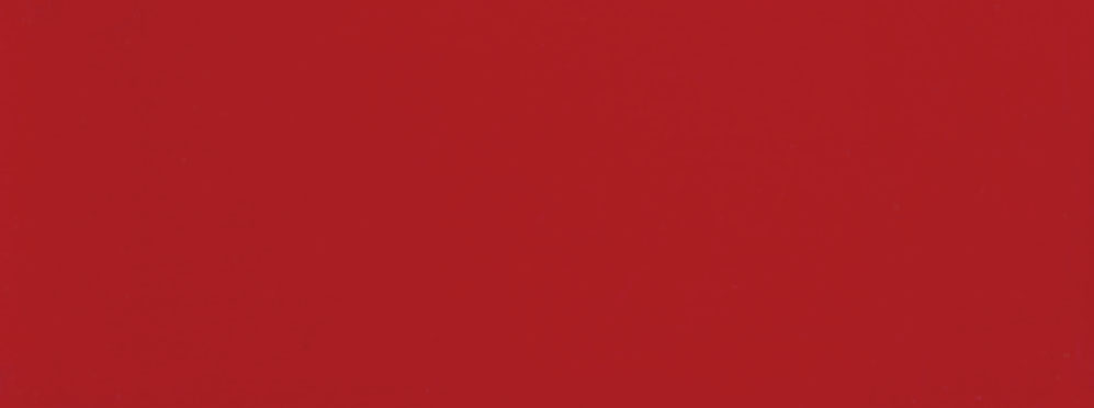 aluminum siding color option: apple red smooth