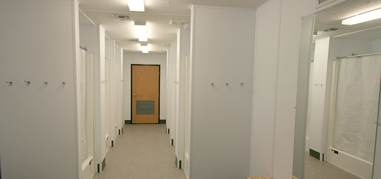 Portable Locker Rooms & Shower Trailers - Commercial Structures Corp.